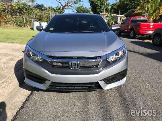 Fotos de Honda civic 2017 se regala cuenta 2
