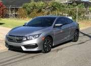 Honda Civic 2017 se Regala Cuenta