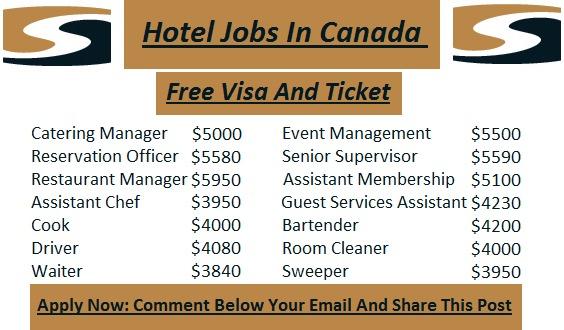 The recruiting hotel canada, alemania, turquía y ee. uu .experiencia de