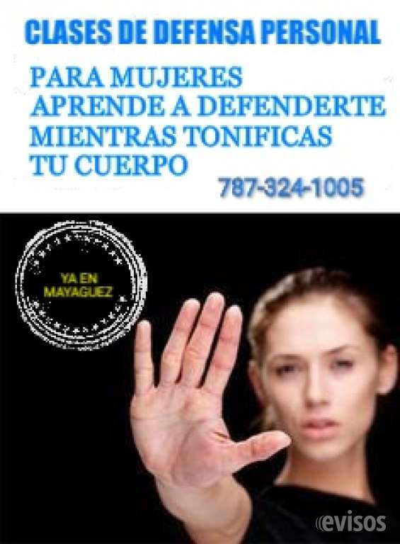 Fotos de Certificacion defensa personal mayaguez 3