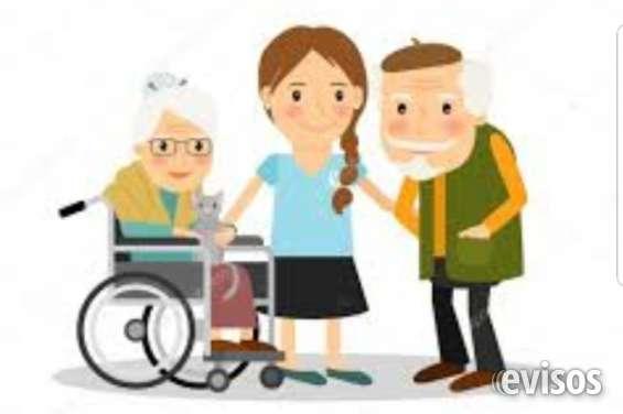 Busco empleo cm enfermera o cuidadora de ancianos