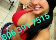 Hola amor disponible en tu zona  mi whatsap 806 391 7515 el sexo mas rico y discreto dale