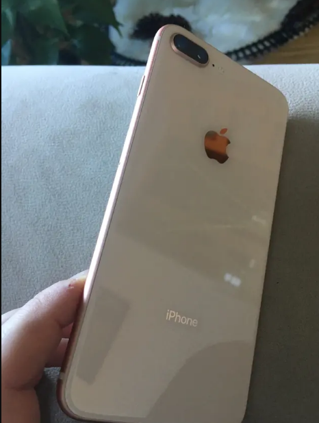 Iiphone 8plus 64gb oro rosa solo hoy m
