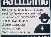 Perito electricista Certificado