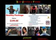 Body Service & Fitness (Personal Trainer & Fitness Coach)
