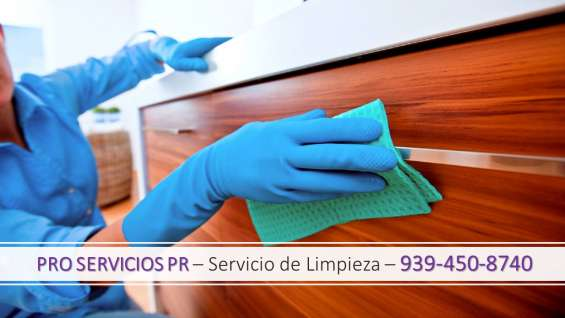 Limpieza 939-450-8740