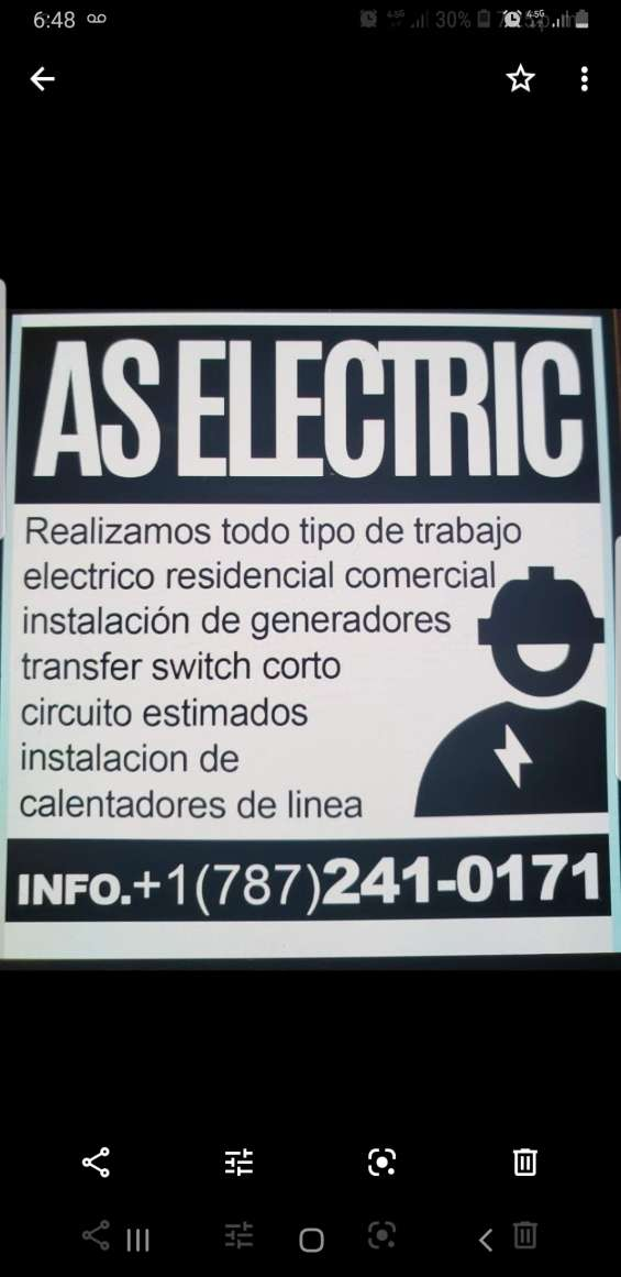 Perito electricista