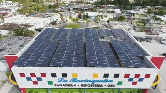 Fotos de Instalación de placas solares