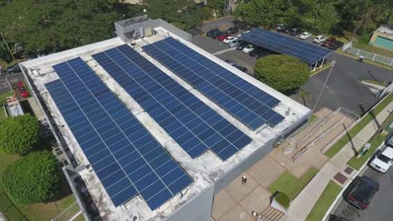 Fotos de Instalación de paneles solares en todo puerto rico