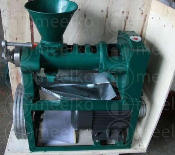 Extractor de aceite mkop80