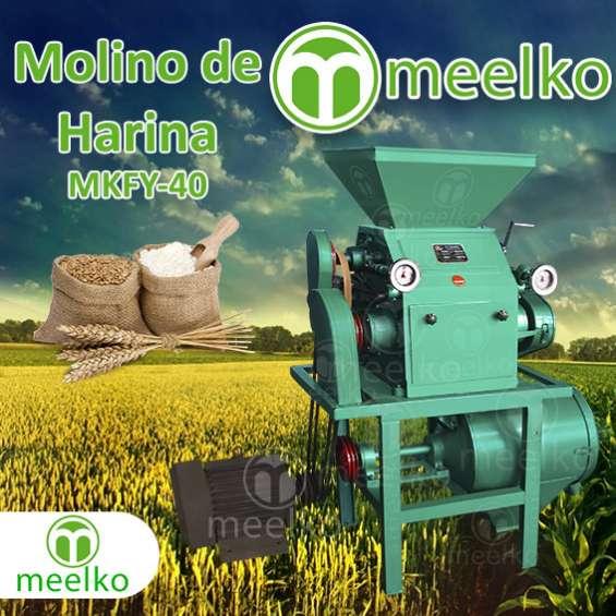 Maquina moledora de harina mkfy-40