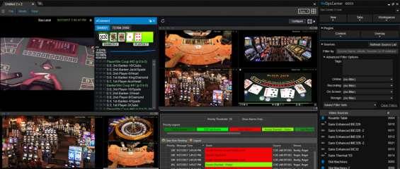 Eas video monitors casino security services puerto rico