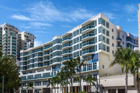 Bahia plaza condominium phase v san juan puerto rico