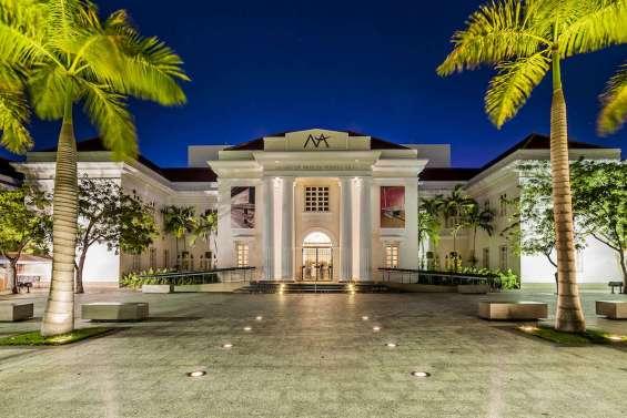 Museo de arte building puerto rico