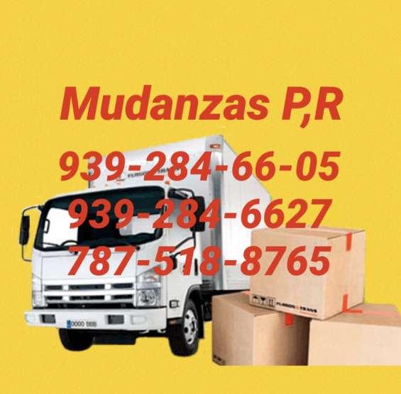 Mudanzas economicas puerto rico 787-518-8765