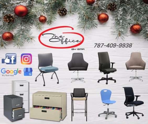 Necesitas ver estos muebles de oficina!