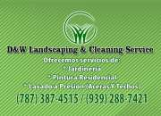 D&W Landscaping & Cleaning Service