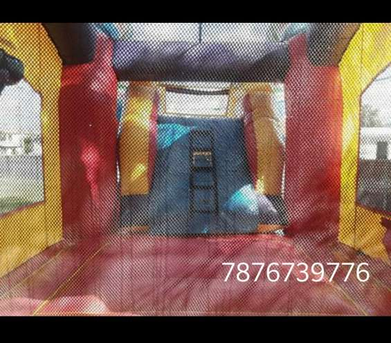 Reparación de casa de brinco e inflables en puerto rico 7876739776