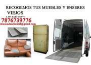 Recogido de Escombros en Ponce Juana Diaz Coamo Area Sur 7876739776